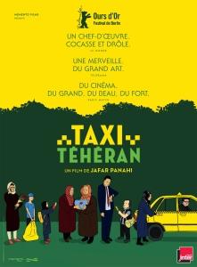 taxi teheran poster