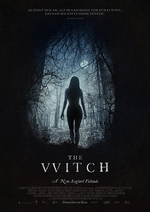the witch poster klein