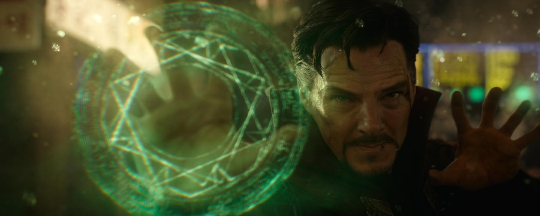 """Kritik """"Doctor Strange"""" – audiovisuell"""