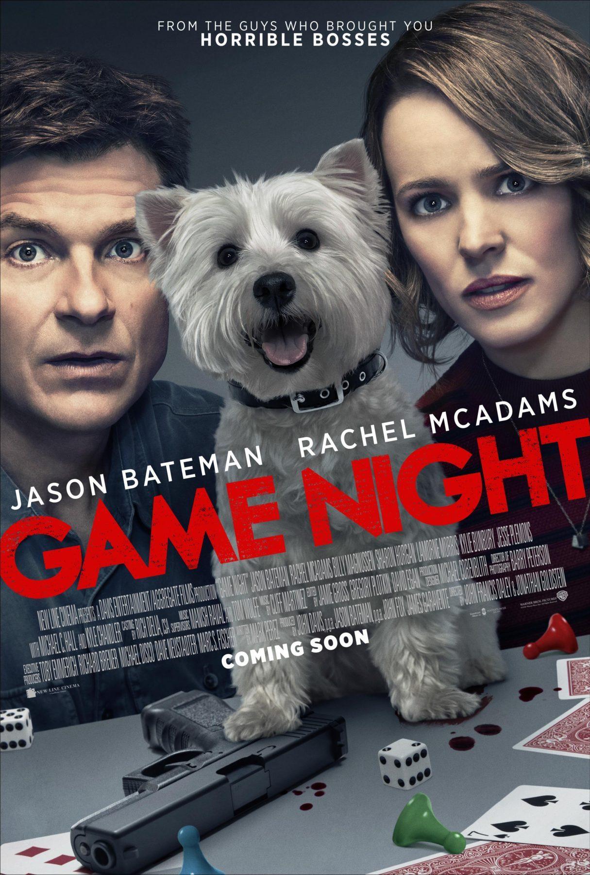 Game Night Kritik